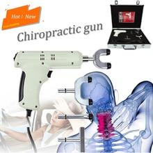 DHL Frete Grátis Ativador Elétrica Massager Correção Espinha Arma Arma Quiropraxia Ajustando Instrumento Correção Massagem