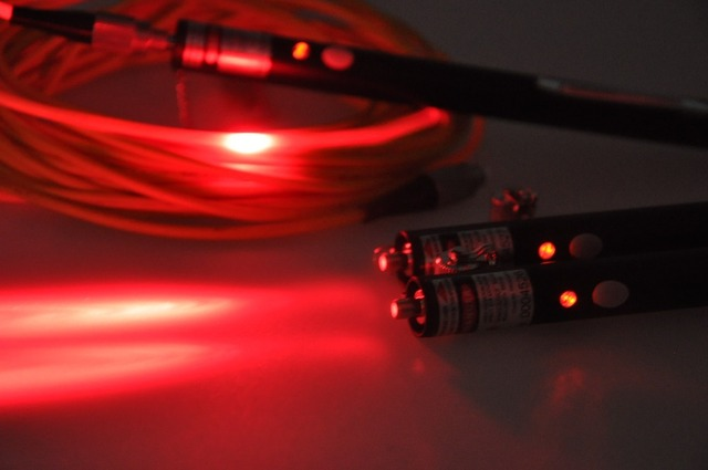 5mw 5km Cheap 650nm Fiber Optic Light Source Visual Fault Locator