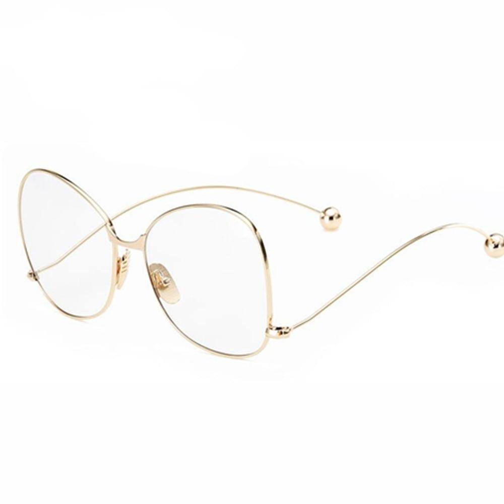 Gafas Marcos retro hombres mujeres claro gafas Marcos ojo óptico Gafas  Marcos armacao para oculos de Grau 2274 1f31dd32c7