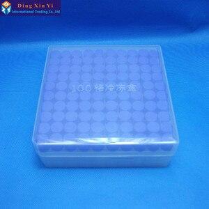 Image 5 - 1.8 ملليلتر/100 فتحات تجميد صندوق أنبوب + 100 قطع تجميد أنبوب شحن مجاني