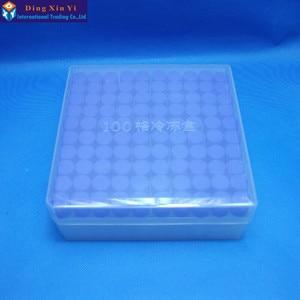 Image 5 - 1.8ML/100 vents Freezing tube box +100pcs freezing tube Free shipping