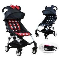 Yoya Baby Stroller Portable Prams Travel Baby Car Cariage Lightweight Trolley Umbrella Babyzen Yoyo Stroller