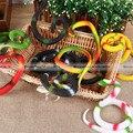 1pc 68cm Soft Rubber Snake Toy Garden Props Joke Prank Gift Halloween Prop Free Shipping 77716183