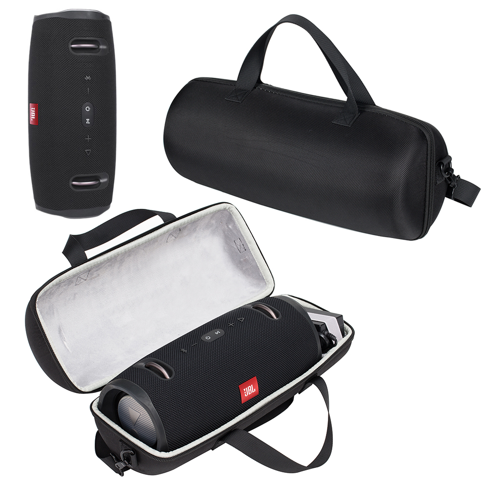 Extra para Plug Recente de Eva de Armazenamento Bolsa de Transporte para Jbl Alto falante de Espaço Mais Caso Capa Portátil Xtreme e xtreme 2 Bluetooth & Cabos
