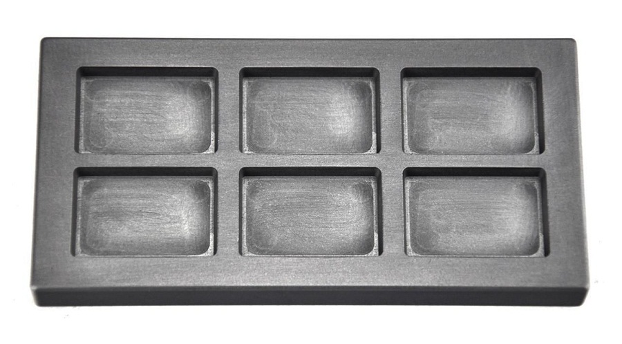 лучшая цена Graphite Ingot Mold for 10g gold bar refining casting /gold casting mold ,FREE SHIPPING