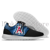 Arizona Wildcats name derived from a 1914 football game Genuine boy girl sneakers 2017 autumn and winter new sports running shoe
