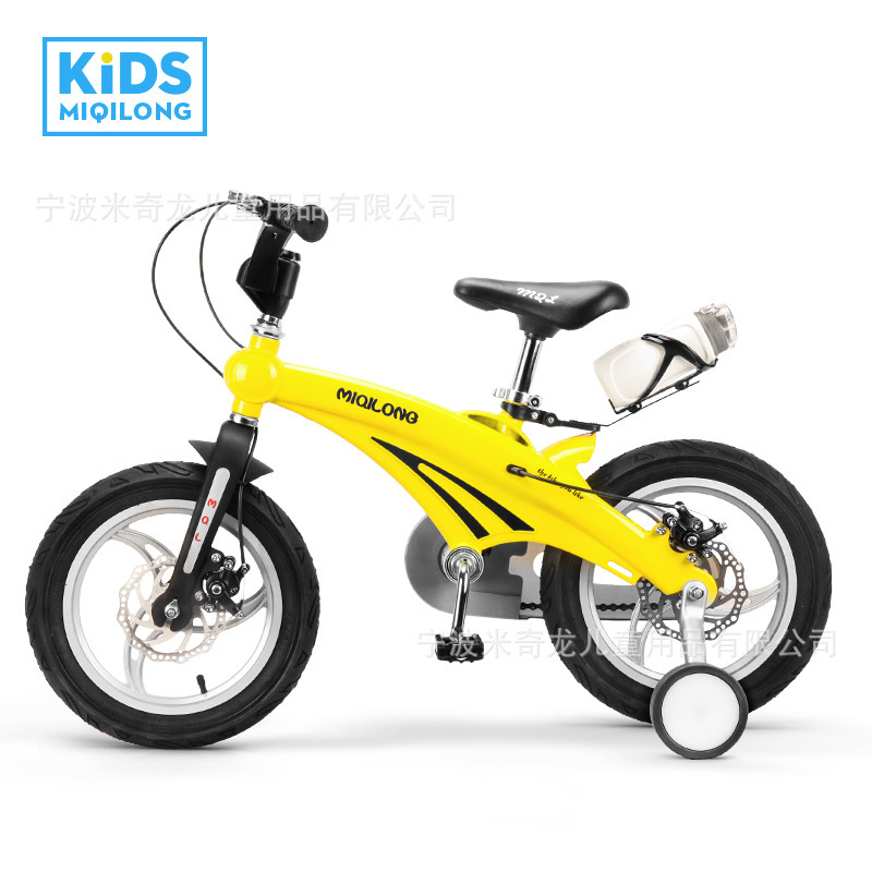 Odd Dragon Children Bicycle 12/14/16 Inch Male Girl 23456 Year Bicycle A Mountain Country New Pattern Bicycle