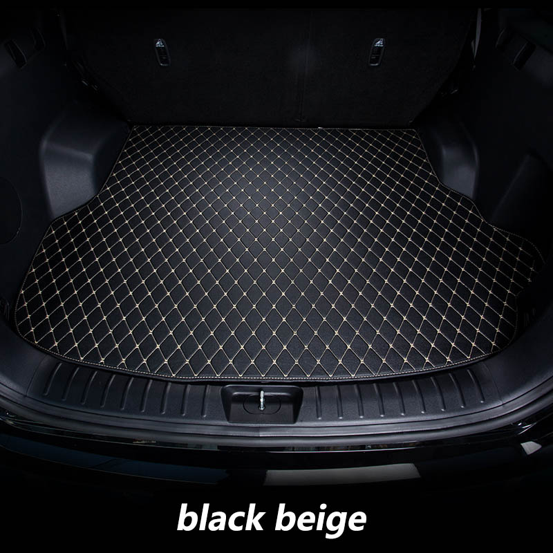 Kalaisike Personnalisé tapis voiture du tronc pour Toyota Tous Les Modèles land cruiser prado rav4 corolla highlander yaris venza prius Alphard camry