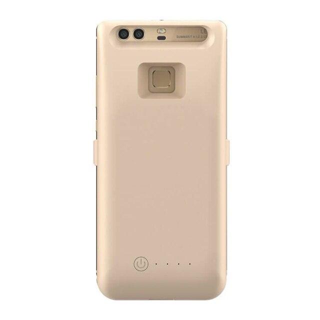 Новый Для Huawei P9 Plus 4000 мАч Телефон Аккумулятор Зарядное Устройство Кейс P9 Плюс Защитный Телефон Случаях Внешних Банка Мощность Резервного Копирования Крышка