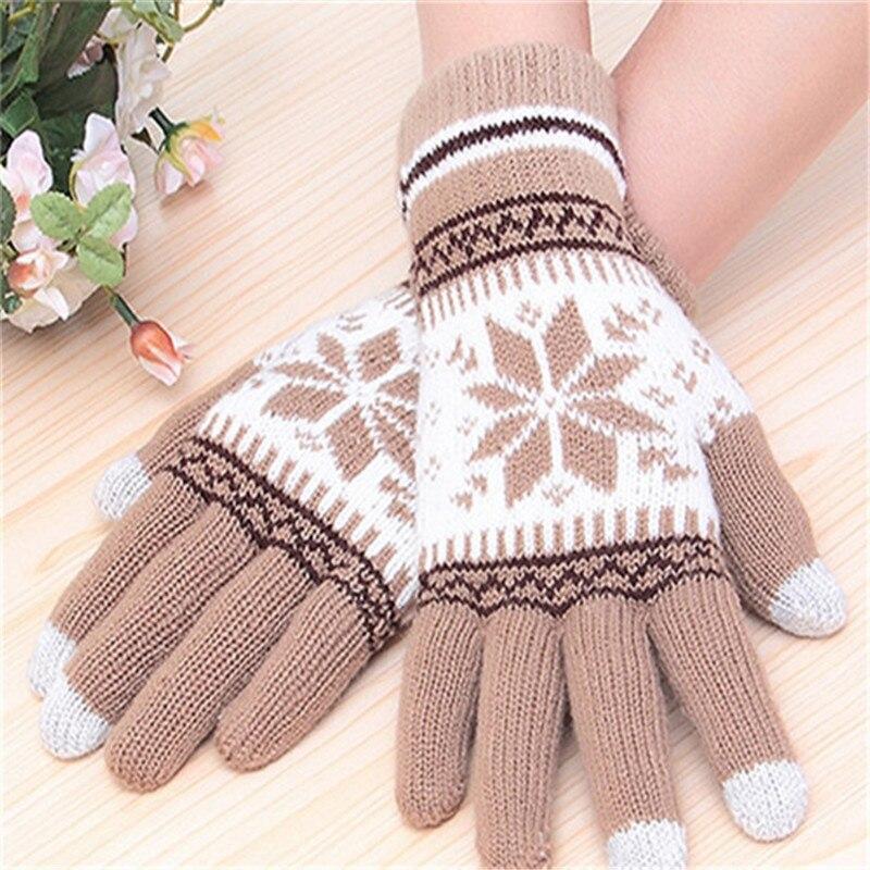 Fashion Winter Women Gloves