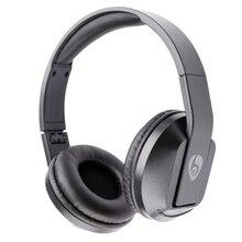 OVLENG S77 Портативный Bluetooth Беспроводной наушников стерео гарнитура складные наушники с микрофоном для iPhone Samsung Xiaomi Meizu телефон