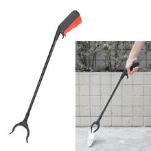 540mm Rubbish Useful Grabber Tool Long Pick up Helping Reach Hand Stick Claw Trash Arm Grip Trash Organizer Household(China)