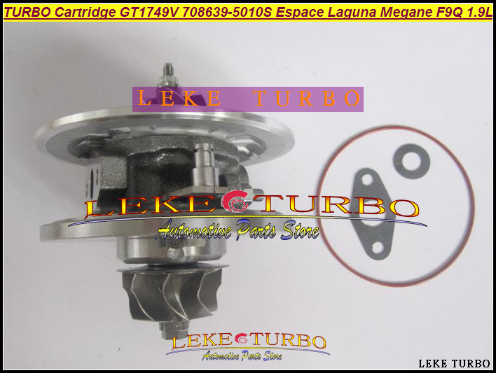 TURBO Cartridge CHRA GT1749V 708639 708639-0002 708639-0003 708639-0004 708639-0005 708639-0007 708639-0010 For Renault F9Q 1.9L