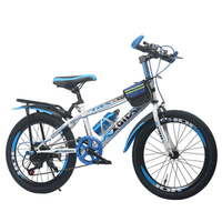 Bicycles 22 Inch Speed Change Standard Mountain Bike Adult Student Bicycle Bike Road Bike