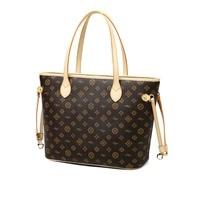 Fashion Handbag Classic Shopping Bag Female Leather Crossbody Bag Luxury Handbags Women Bags Designer Large Capacity Tote Bag
