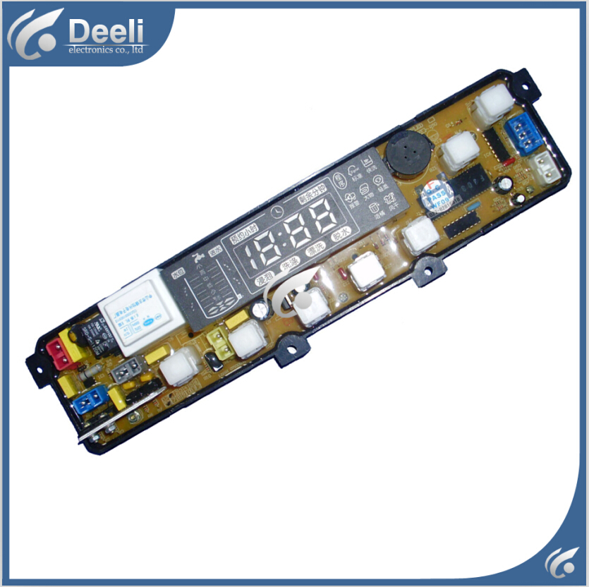 Подробнее о 99% new good working for washing machine Computer board XQB65-8168 motherboard 99% new good working for washing machine computer board xqb55 128 motherboard