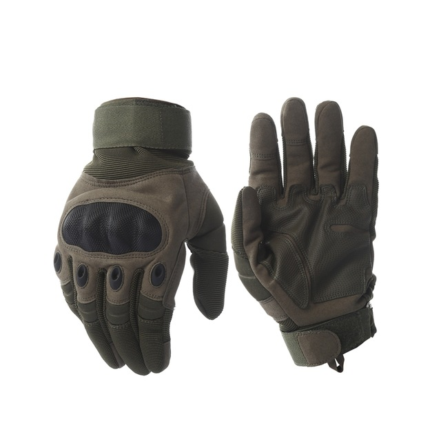 Outdoor Cycling Gloves Sports Tactical Gloves Climbing Gloves Touch Screen Mens Full Finger Gloves For Hiking Cycling Training