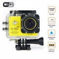 WiFi New 12MP 1080P Full HD 2.0 Inch LCD Screen Sport DV Mini Camera Action Sports Helmet Cam Gopro style Mini Camcorder