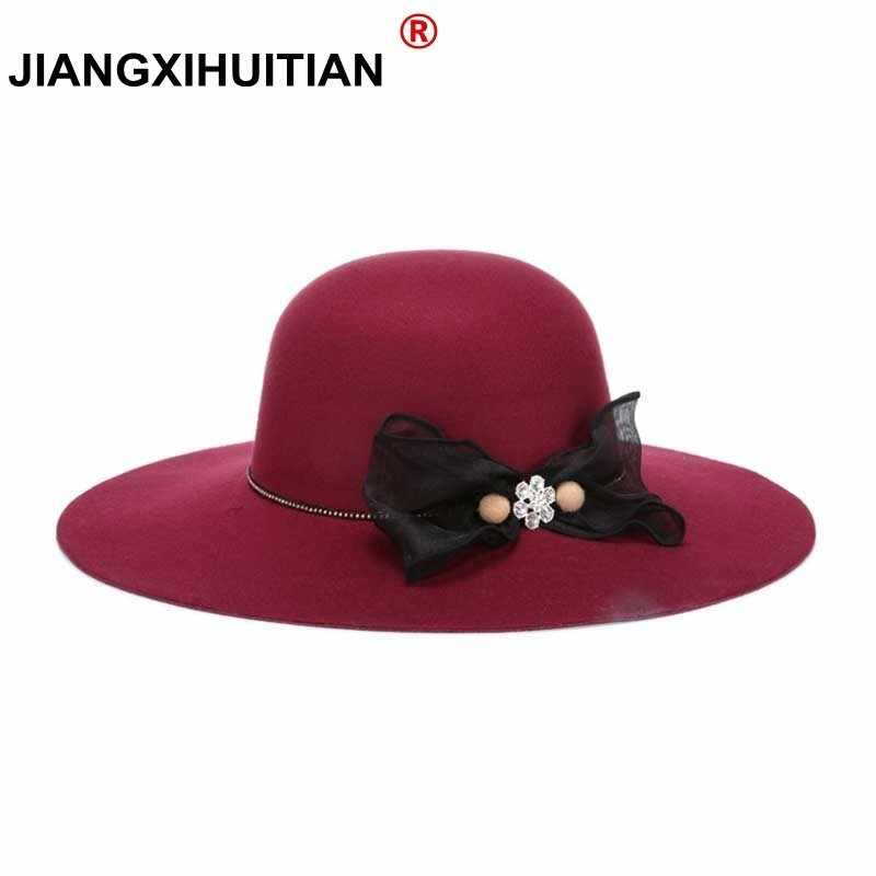 0e9bd9b1fd5 Freeshipping 2017 New Fashion Wine Red / Red / Black / Camel / Royal Blue  Wool