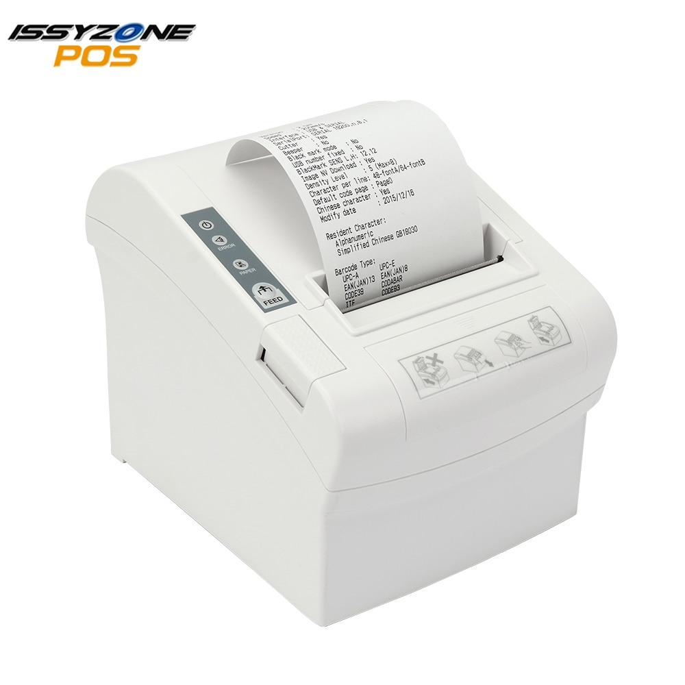 IssyzonePOs 80mmThermal Receipt Printer Barcode Local printer For Restaurant Kitchen POS Printer USB/Serial/EthernetIssyzonePOs 80mmThermal Receipt Printer Barcode Local printer For Restaurant Kitchen POS Printer USB/Serial/Ethernet