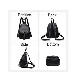 Mochilas feminina plecak podróżny zainetto donna mochila de couro plecak szkolny kobieta plecak plecak plecaki morrales 3