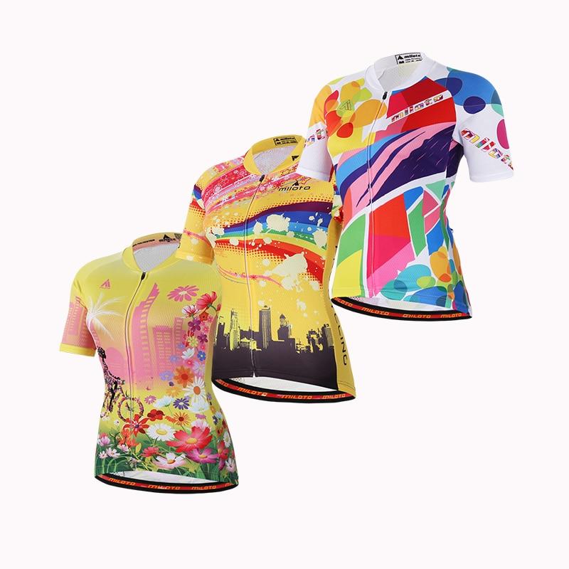 Miloto Nové ženy Ropa Ciclismo Cyklistický dres Sportovní - Cyklistika