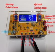 Boost DC DC Converter CC CV 10v 32V To 10 60V 10A 150W 12V 24V 23V 36V 48V LED driver battery Solar charging
