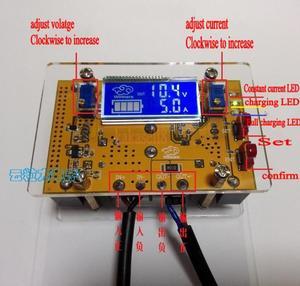 Image 1 - ブースト Dc Dc コンバータ CC CV 10 v 32 V に 10 60V 10A 150 ワット 12V 24V 23V 36V 48V led ドライババッテリーソーラー充電