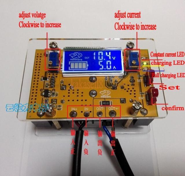 ブースト Dc Dc コンバータ CC CV 10 v 32 V に 10 60V 10A 150 ワット 12V 24V 23V 36V 48V led ドライババッテリーソーラー充電