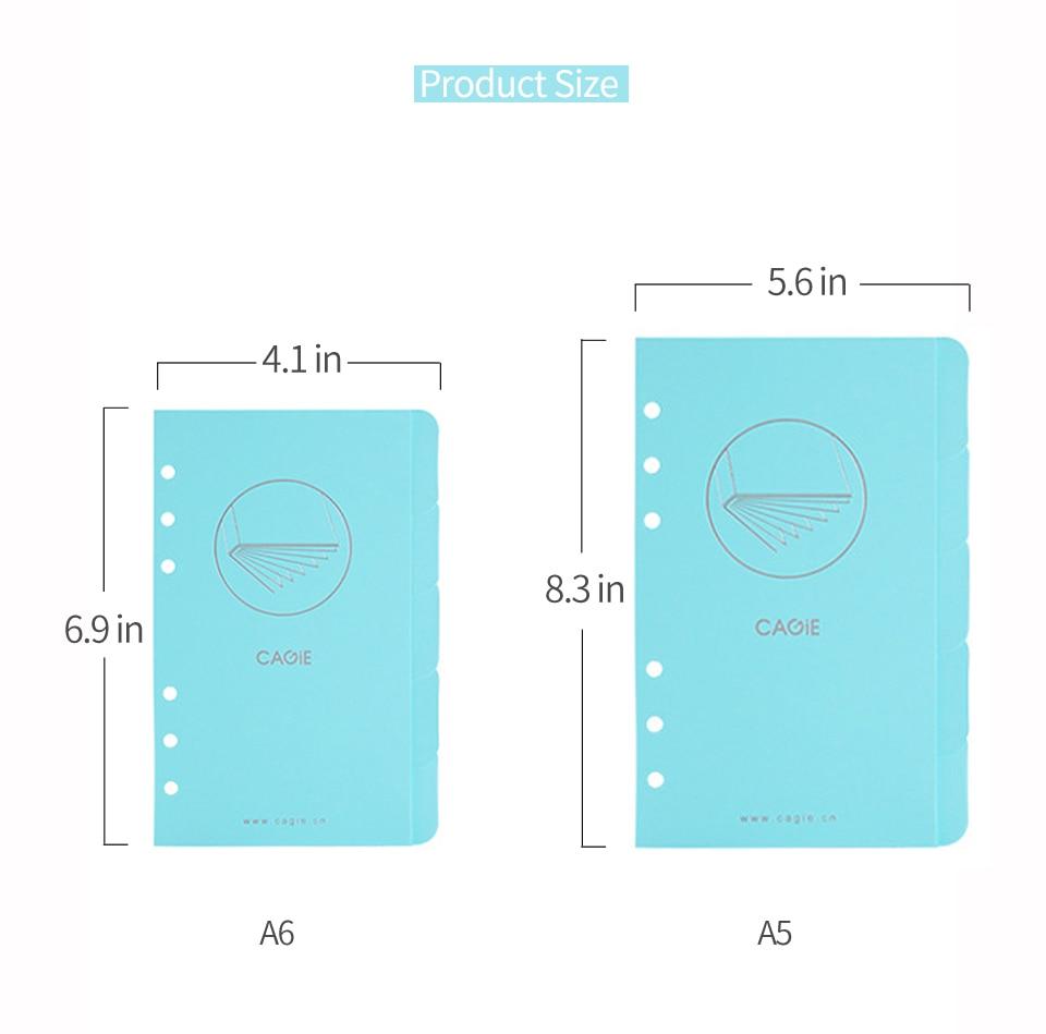 Füllstoff Papier a5 Schule Notebook-papier a6 Ringbuch Sketch 160 ...