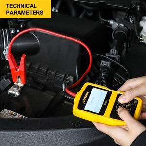 Image 3 - AUTOOL BT360 12V 자동 배터리 테스터 12v 자동차 배터리 분석기 bt460보다 다국어 진단 도구 성능 크랭크