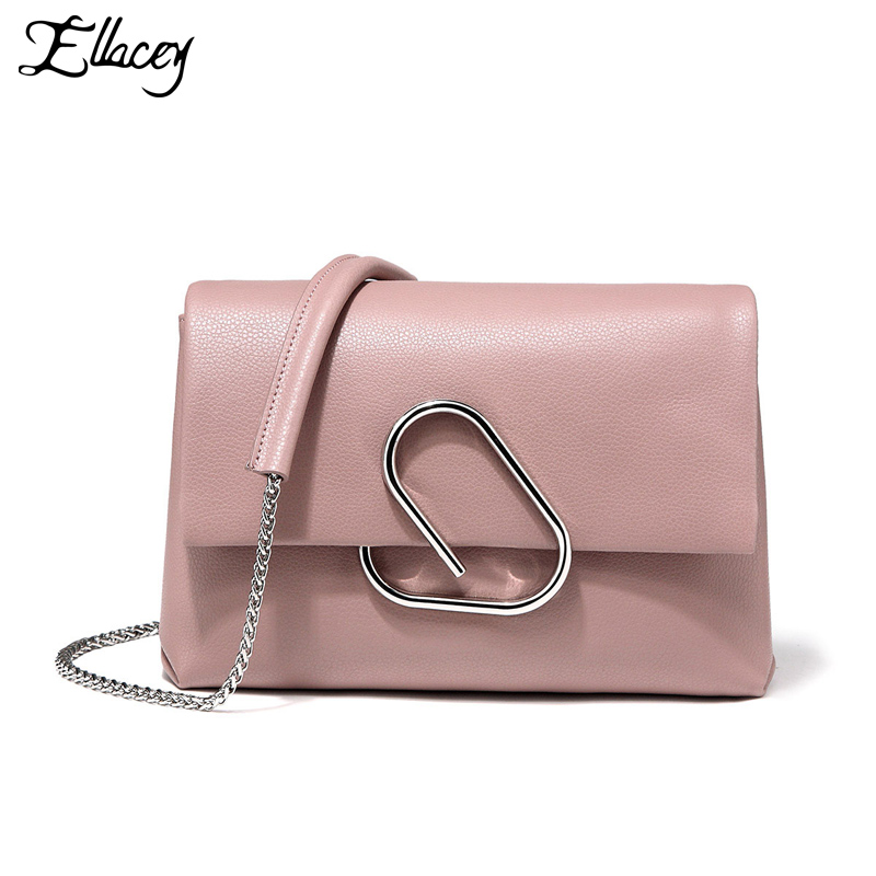 Fashion Chain Lock Small Square Flap Bag Ladies Genuine Leather Summer Messenger Bags Cowhide Leather Designer Purse Satchel 2016 casual woman cowhide bag summer designer handbags fashion genuine leather chain lady handbag flap shoulder messenger bags