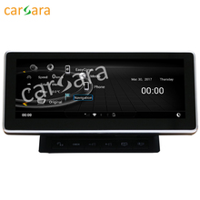 10.25″ Android display for Audi A6L 2005 to 2011 touch screen GPS Navigation radio stereo dash multimedia player