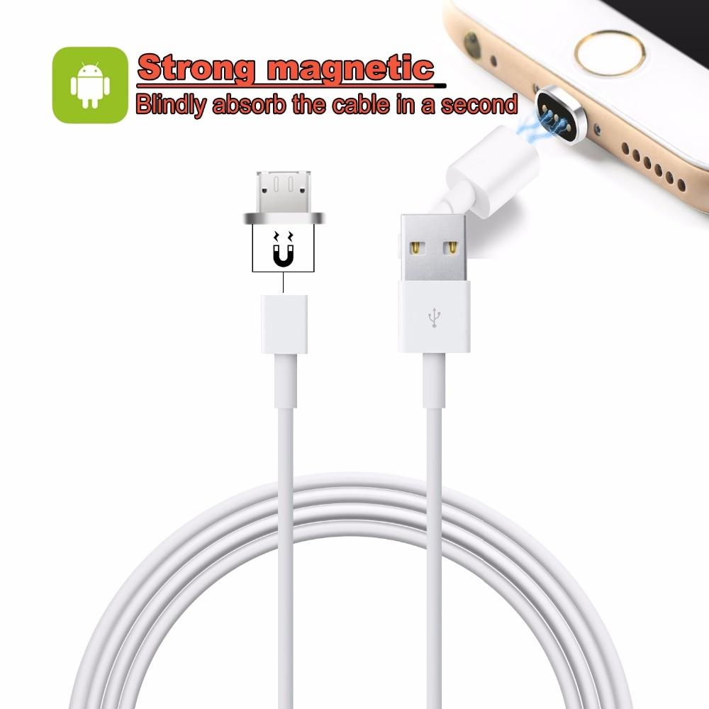 Магнит адаптер для кабель micro usb Магнитная Android мобильного телефона быстрой данных зарядного шнура Xiaomi Huawei 2.4a 100 шт./лот оптовая продажа