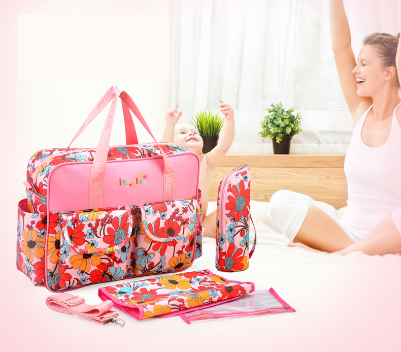 2018 fashion hot sale baby kid diaper bags backpack waterproof diaper bag messenger bags with zipper beautiful mummy bag W22799 2018 fashion hot sale baby kid diaper bags backpack waterproof diaper bag messenger bags with zipper beautiful mummy bag kl77144