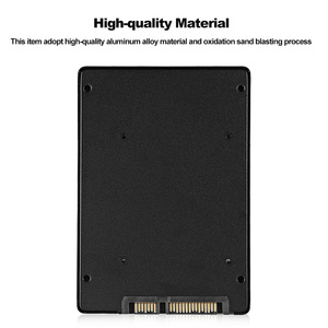 S103-1N M.2 NGFF to SATA III Converter Adapter 2.5in Aluminum Alloy M.2 NGFF to SATA SSD