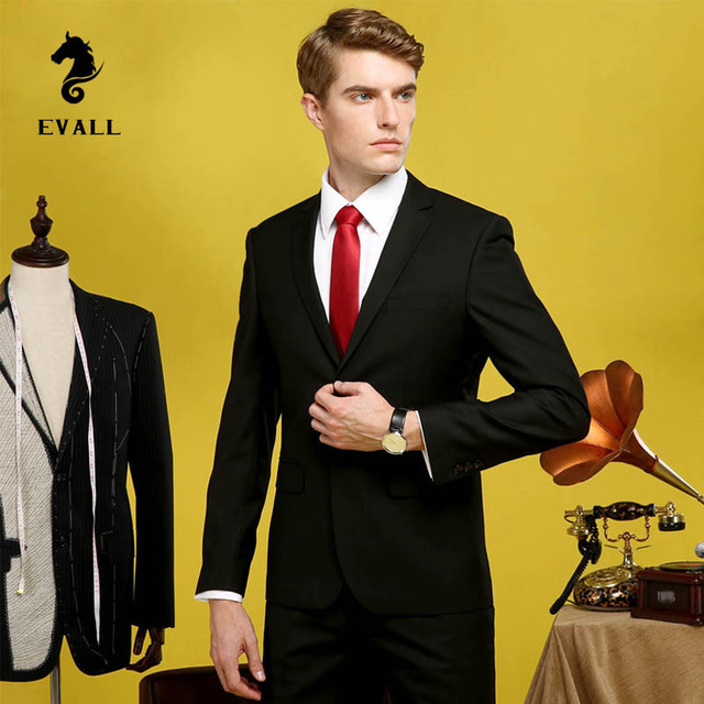 Aliexpress.com : Buy men's two button business professional suits