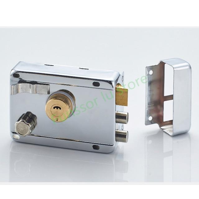 Universal anti-theft door lockExplosion-proof t&er B-class copper  sc 1 st  AliExpress.com & Universal anti theft door lockExplosion proof tamper B class ...