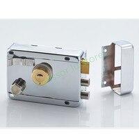 Universal anti theft door lock,Explosion proof tamper, B class copper cylinder/lock tongue,for wooden/metal doors,no rust