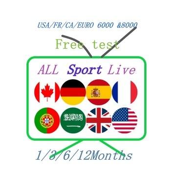 IPTV Subscription Live Channel: Arab, German, Italian, Romanian, British, German, Swedish Sports + Adult XXX M3U