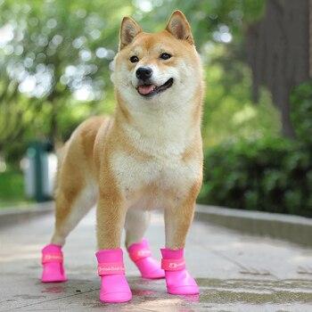 Dog Anti Slip Rain Shoes