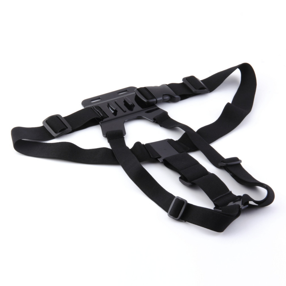 1 pcs Strap Adjustable Mount Elastic Chest Harness for GoPro HD Hero 2 3 Camera Hot Worldwide gopro accessories head belt strap mount adjustable elastic for gopro hero 4 3 2 1 sjcam xiaomi yi camera vp202 free shipping