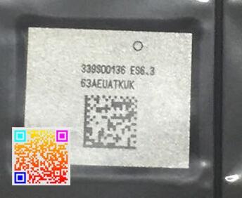 2pcs/lot Wi-Fi wifi Module IC high temp 339S00136 for ipad pro 9.7