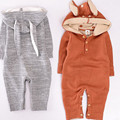 Hot Sale Baby Romper 2015 New Arrive  Soft Unisex spring autumn Clothing Roupas De Bebe