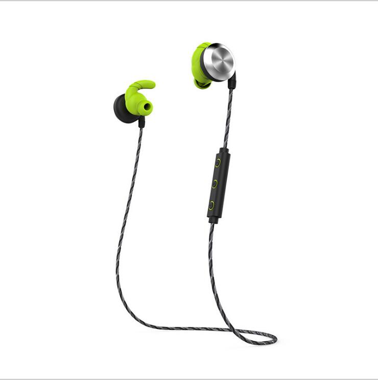 Mifo Sports Bluetooth Earphone Active Noise Cancelling Wireless Headset with Microphone Stereo Wireless Headphones for Phone