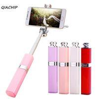 Creativo mini pieghevole del telefono mobile universale durable autoscatto lever obiettivo del telefono Mobile self timer lever
