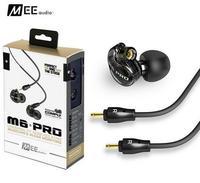 2017 High Quality MEE Audio M6 PRO Headphones Universal Fit Noise Isolating Earphones Musician S In