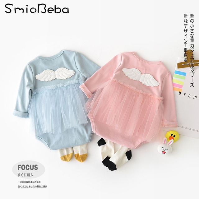 2807aaee0 Rompers in Japan Pink Rompers Soft Comfortable Cotton Long Sleeve ...