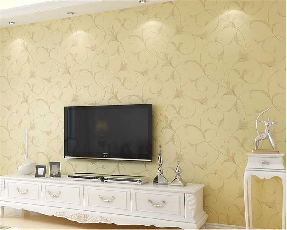 beibehang Classic non-woven papel de parede 3d wallpaper living room background wall modern wallpaper bedroom hotel decoration beibehang papel de parede retro classic apple tree bird wallpaper bedroom living room background non woven pastoral wall paper