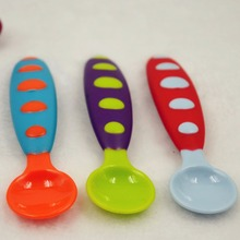 Colorful Tableware Utensils For Infants